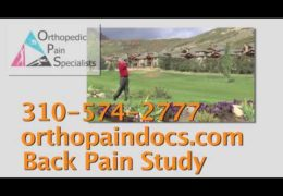Advanced Back Pain Treatment